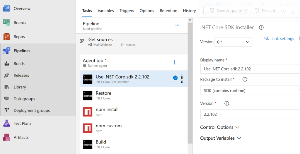 Customising Bootstrap in ASP  NET Core 2 2 Web Application